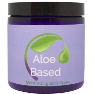 Aloe Based - Moisturizing Body Cream