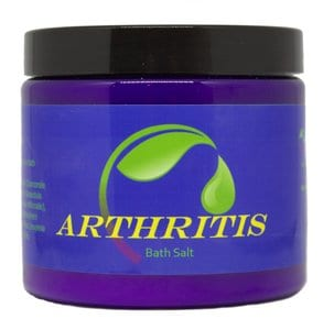 Arthritis Bath Salt - Aromatherapy relief Bath Salt