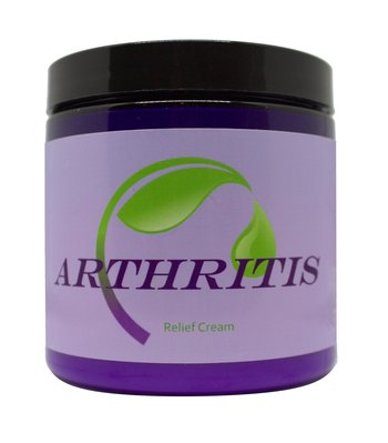 Arthritis Relief Cream - ABC Aromatherapy Cream