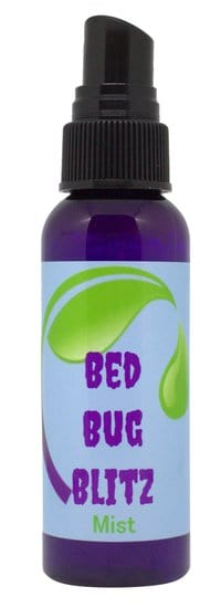 Bed Bug Blitz 2oz Mist