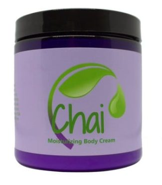 Chai body cream - ABC Aromatherapy Cream