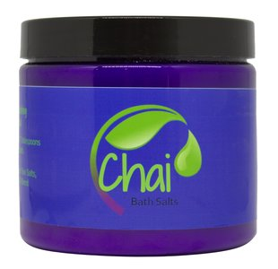 Chai Bath Salt - Aromatherapy Bath Salt