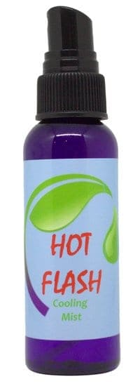Hot Flash Cooling Mist