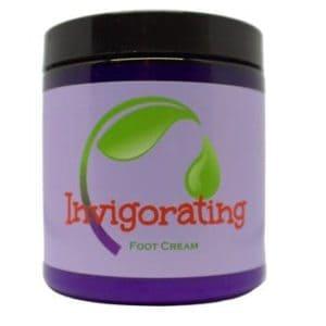Invigorating Foot Cream - ABC Aromatherapy Cream