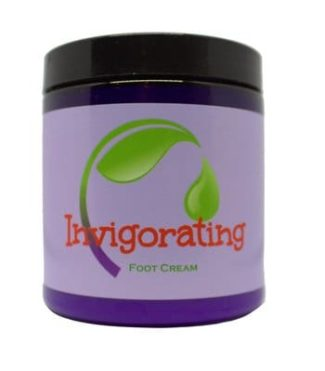 Invigorating Foot Cream - ABC Aromatherapy Cream