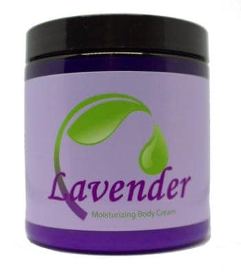 Lavender Moisturizing Cream - ABC Aromatherapy Cream