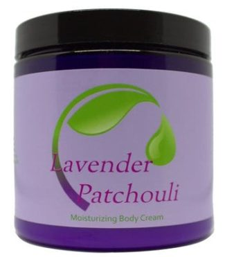 Lavender Patchouli Cream - ABC Aromatherapy Cream
