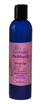 Lavender Patchouli Shower Gel