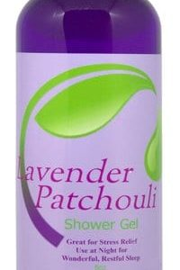 Lavender Patchouli - Aromatherapy Shower Gel