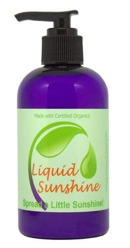 Liquid Sunshine Organic Cream