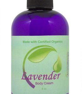 Organic Lavender Cream