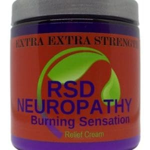 RSD Neuropathy Extra strength Relief Cream