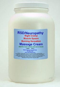 RSDNeuropathyCream-Gallon