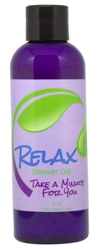 Relaxation - Aromatherapy Shower Gel