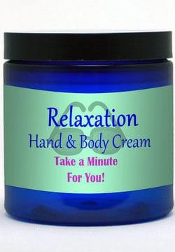 Relaxation cream