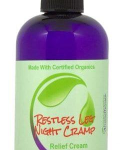 RestlessLeg Organic Cream
