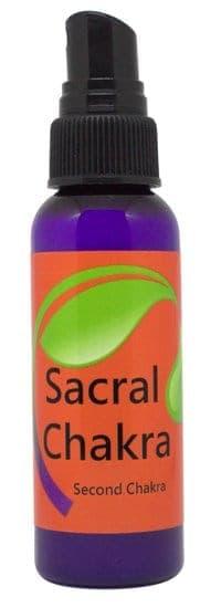 Sacral Chakra Mist