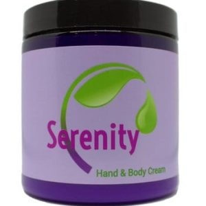 Serenity Hand & Body Cream