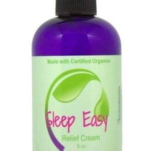 Sleep easy organic cream