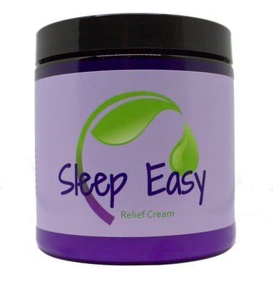 "Sleep Easy Relief Cream - Aromatherapy ""ABC"" Cream"