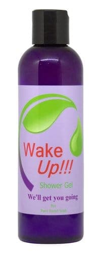 Wake Up - Aromatherapy Shower Gel
