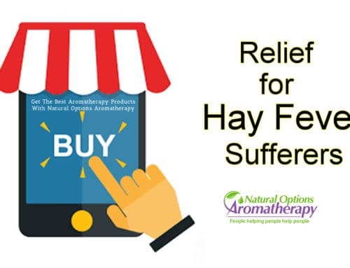 Best Aromatherapy Products for Hay Fever