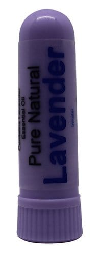 Lavander-Inhaler - Natural Options Aromatherapy Products