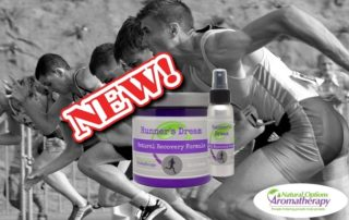 Aromatherapy Products Runner's Dream