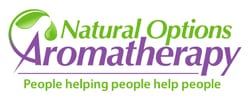 Natural Options Aromatherapy Logo