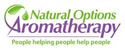 Natural Options Aromatherapy Logo