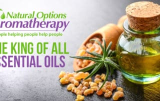 Essential Oils Frankincense Natural Options Aromatherapy