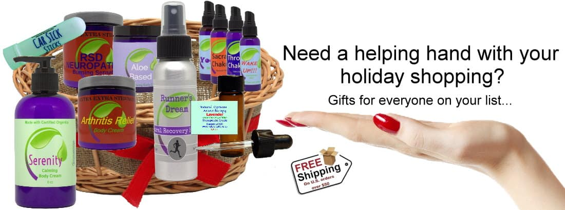 aromatherapy store featured aromatherapy product