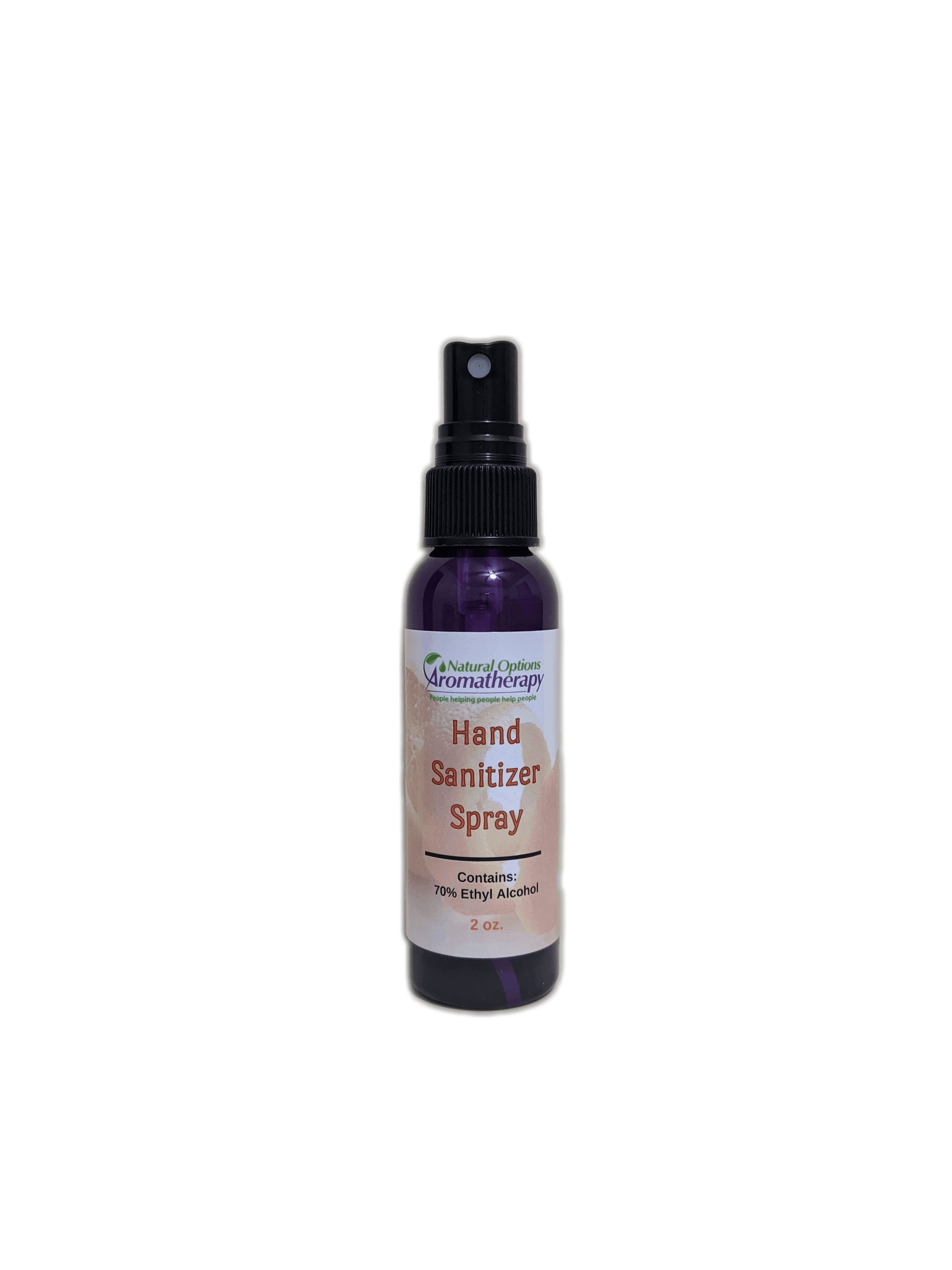 Citrus Spray Hand Sanitizer 2 oz bottle